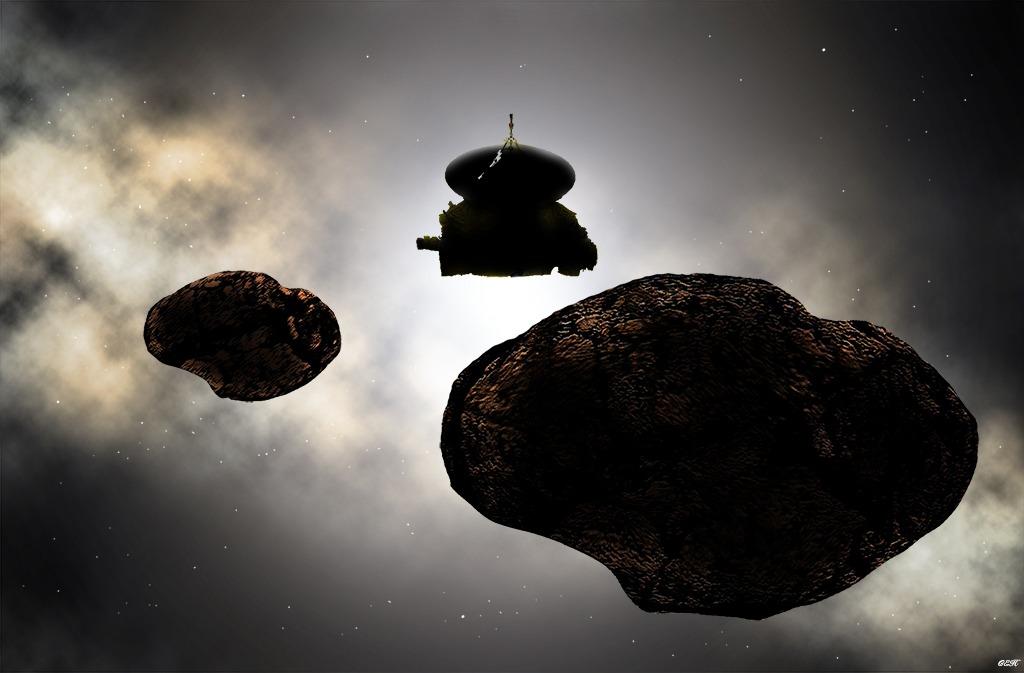 تصویر روز ناسا: 9 دی 1397