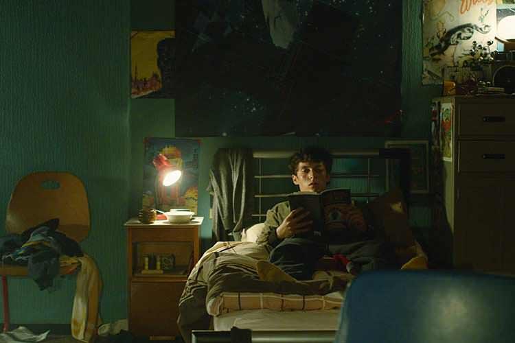 دانلود فیلم تعاملی Black Mirror: Bandersnatch