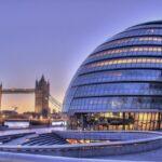 تالار شهر لندن؛ فناوریهای نوین در خدمت معماری