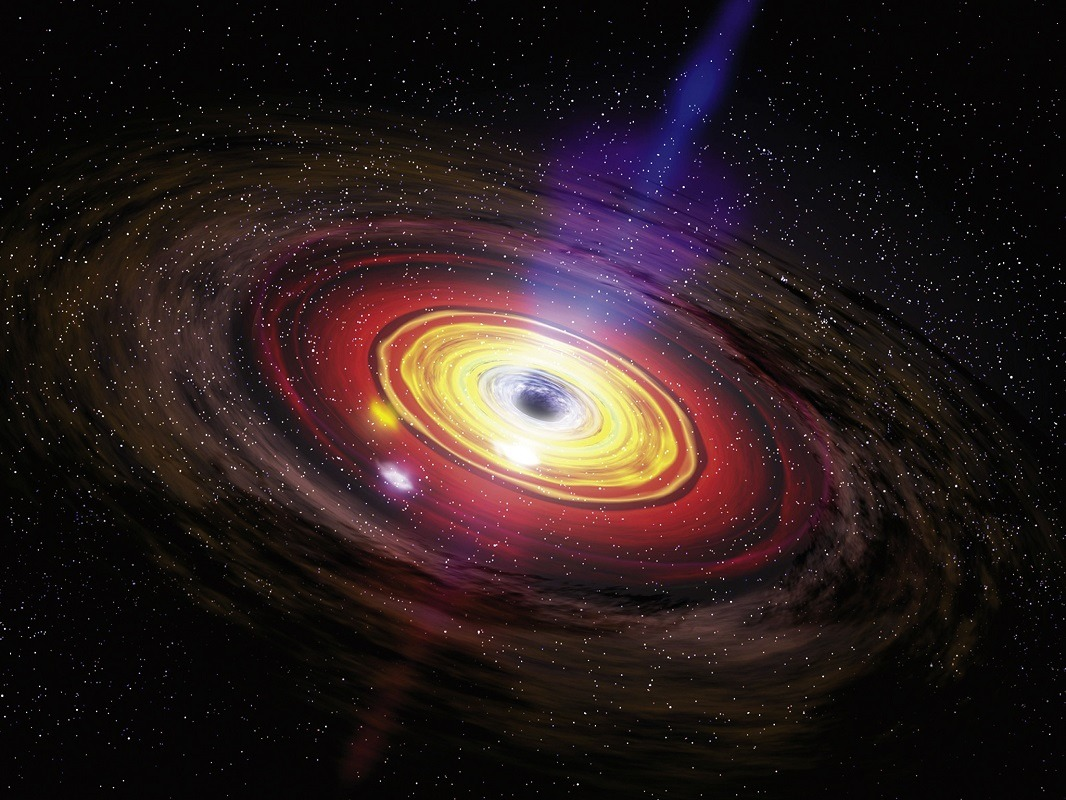 سیاهچالههای فضایی، دریچهای به دنیای دیگر