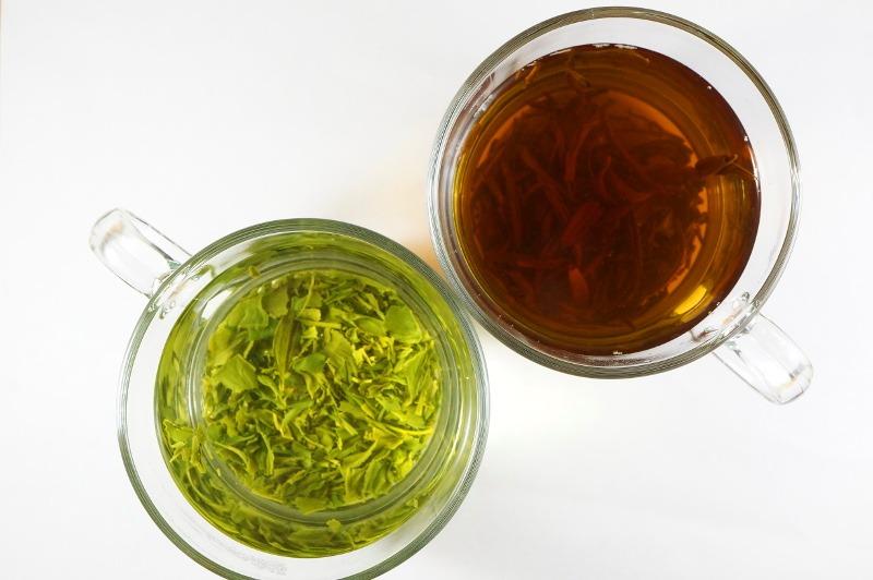 چای سبز و چای سیاه چه تفاوتی با هم دارند؟