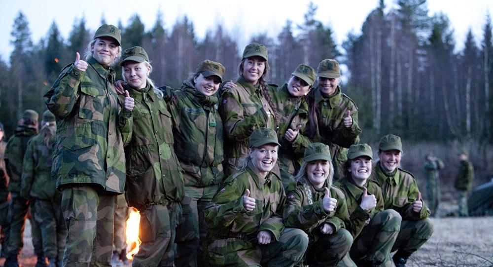 سربازی در کشور نروژ چگونه است؟