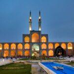 آسمان شبهاى كوير یا چرا باید به شهر یزد سفر کرد؟