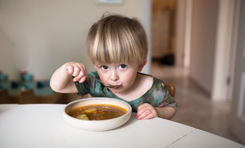 نکات مهم و اساسی در تغذیه کودکان