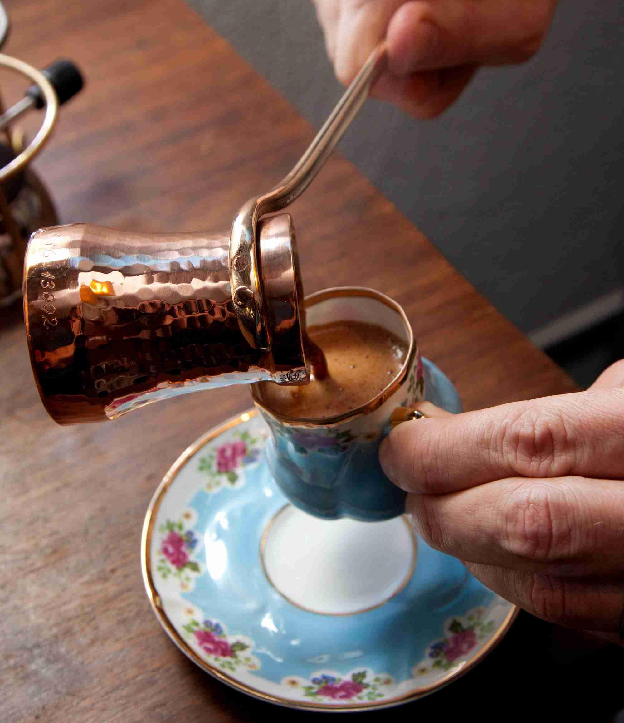 با انواع طعمهای قهوه ترک آشنا شوید