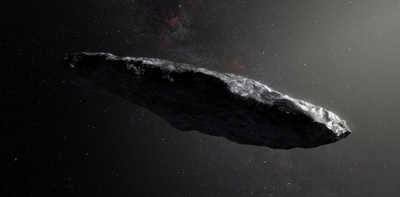 آیا فضاییها در راه زمین هستند؟