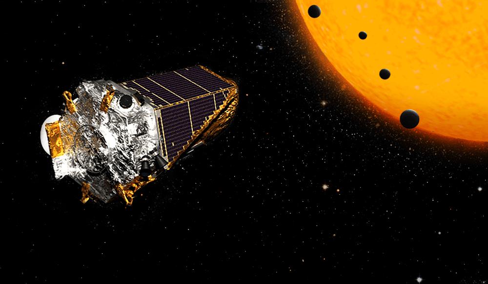 تلسکوپ فضایی کپلر خاموش شد