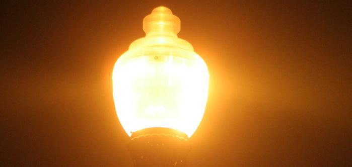 نمونهای از چراغهای نامناسب که منجر به نورپردازی نامناسب میگردند