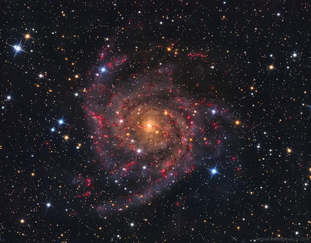 تصویر روز ناسا: 27 دی 1397