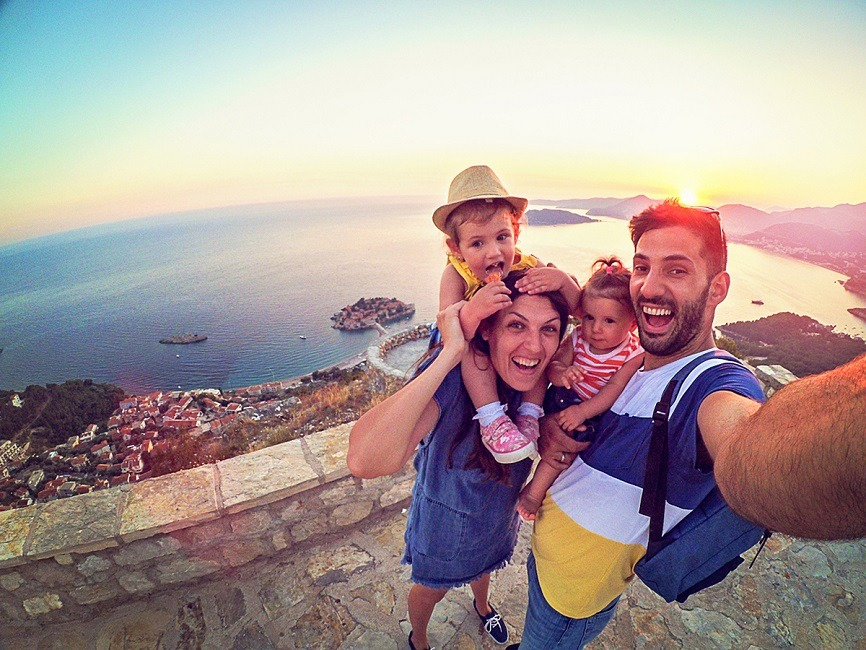 مشکلات و راهکارهای سفر به همراه کودکان
