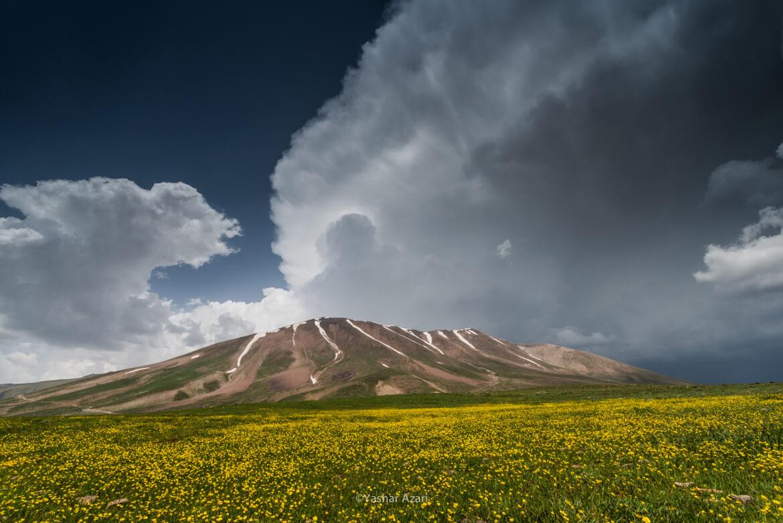 سفر به ارومیه، دریاچهی تشنه