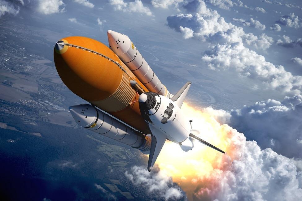 تاریخچه سفر به فضا