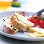 طرز تهیه نان روغنی با طعم پونه