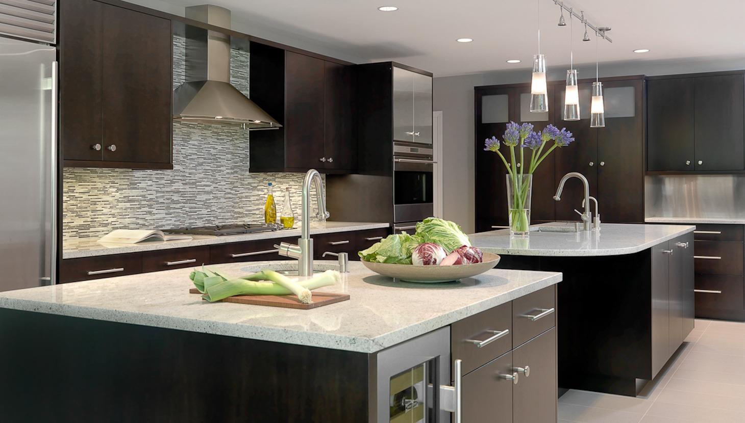 نحوه بهینهسازی فضای کاربردی آشپزخانه