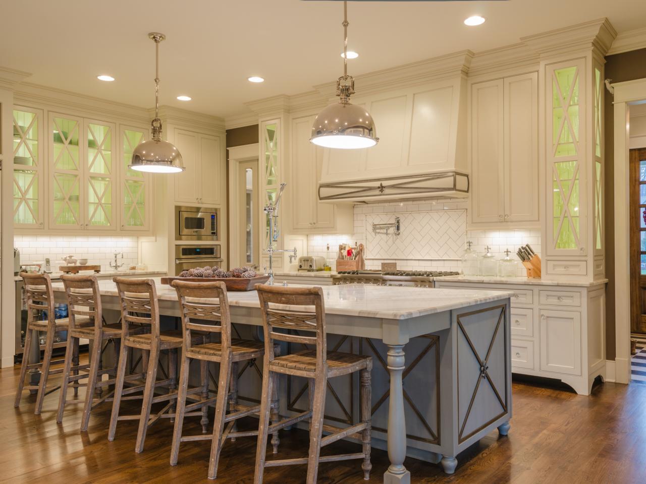 آشپزخانه خود را چگونه طراحی کنیم؟