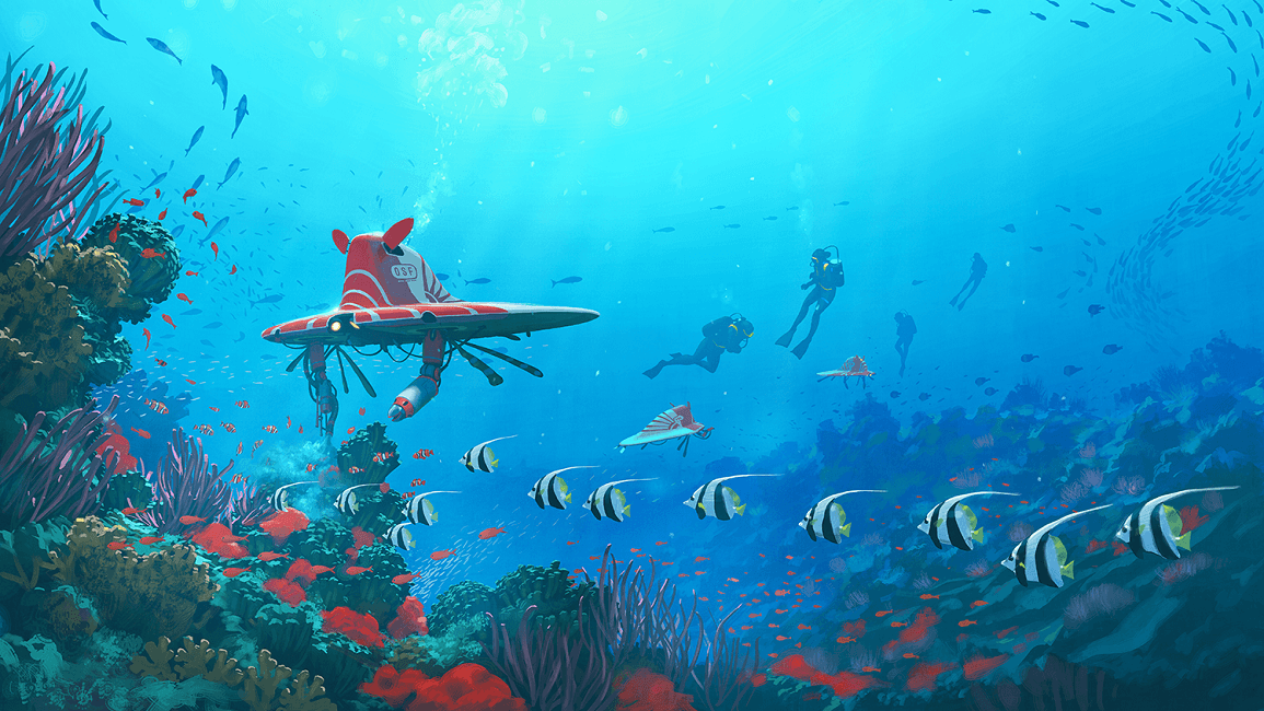 با شگفتیهای اعماق اقیانوسها بیشتر آشنا شوید