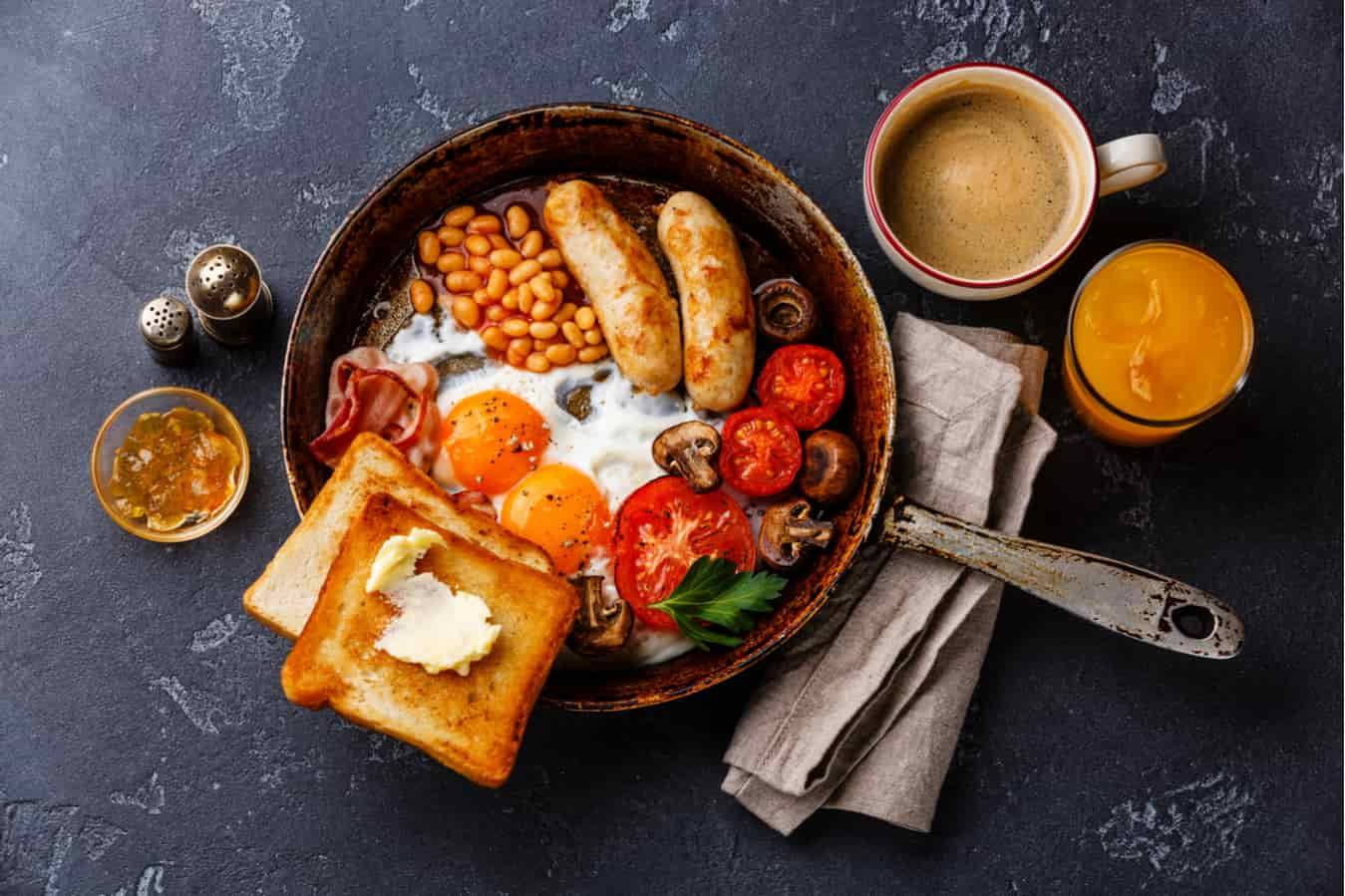12 پیشنهاد خوب برای صبحانه شما، از كم كالری تا پر كالری