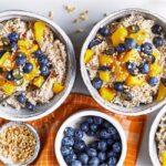 صبحانهای مقوی با ترکیبی از غلات