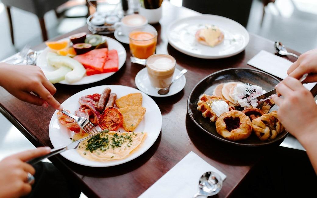 با صبحانه مفصل لاغر شوید!