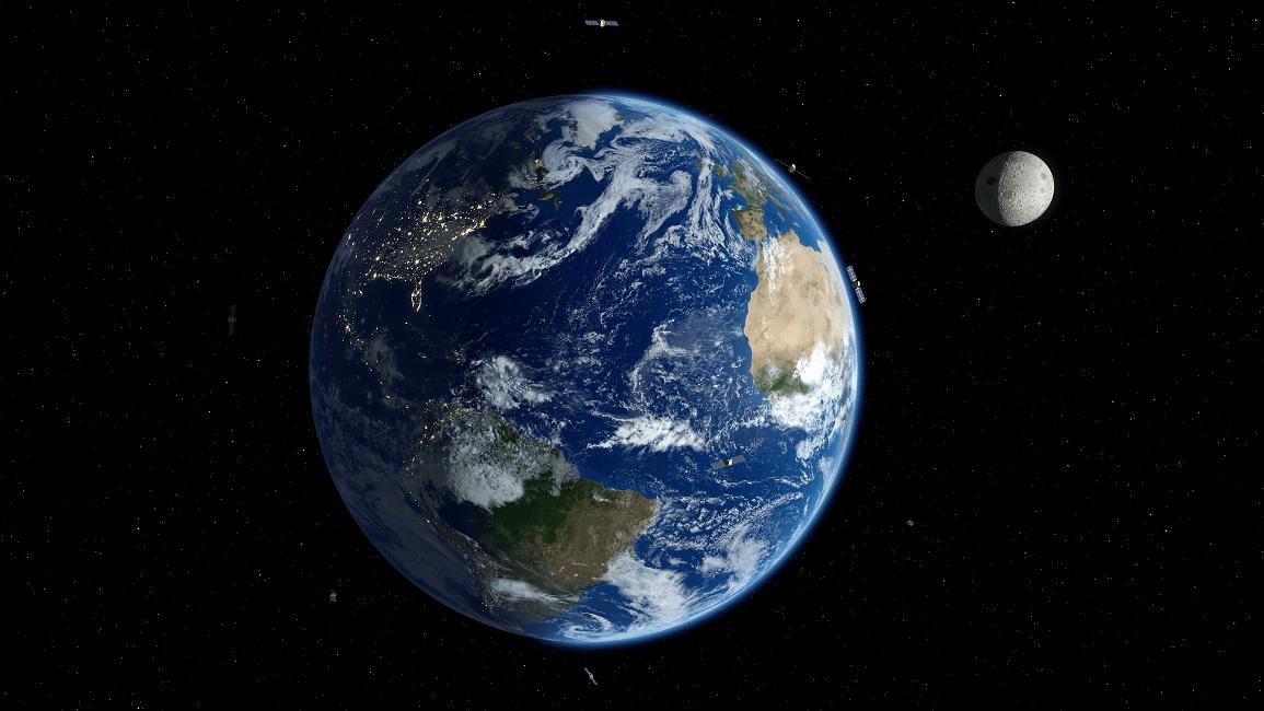 چطور میتوانیم با تا کردن یک کاغذ به ماه برسیم؟