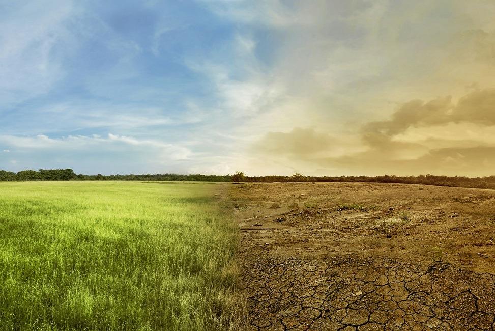 تغییر اقلیم، سطح زمین و هیدرولوژی مرتبط با آن: بخش سوم