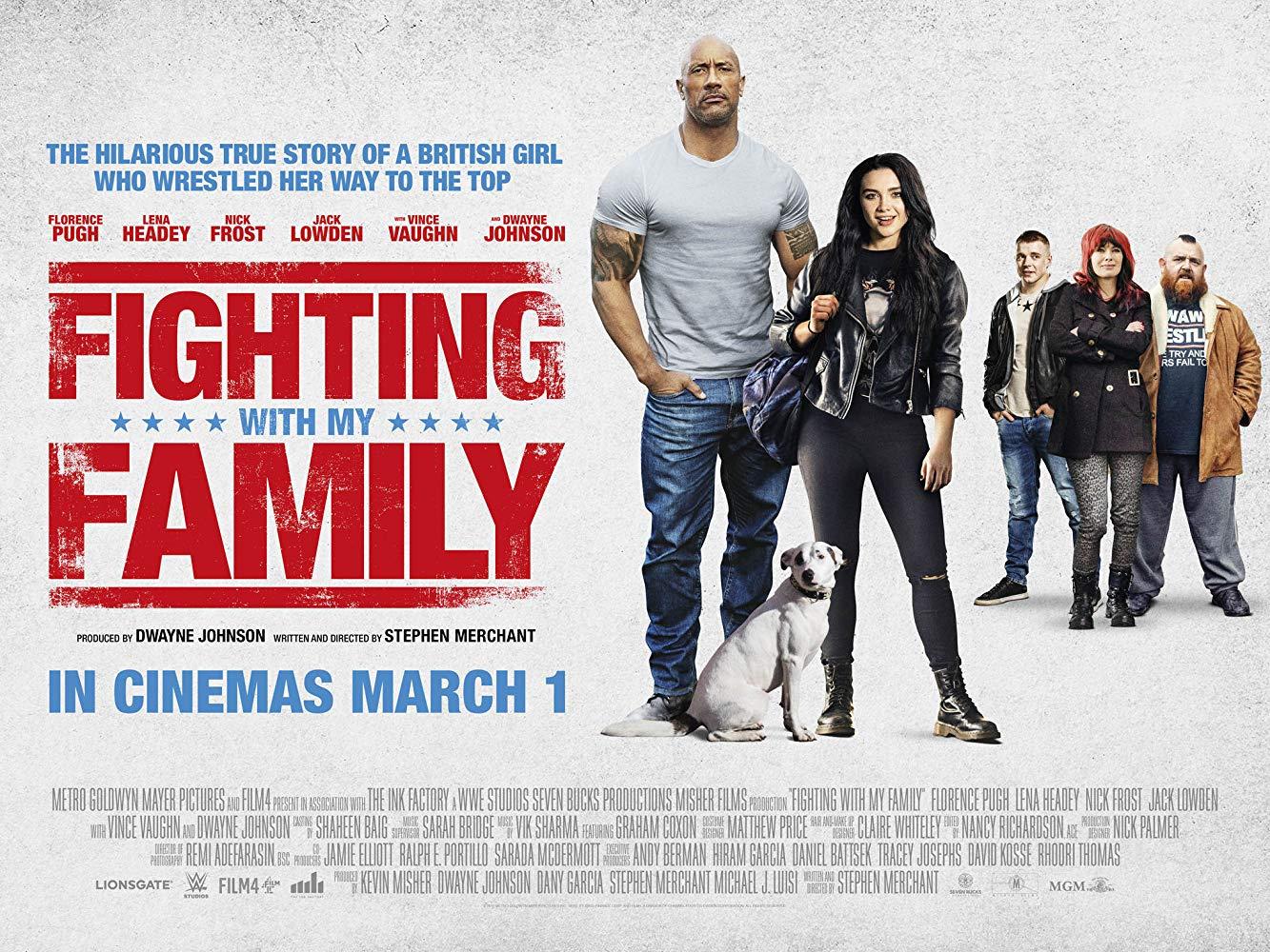 فیلم سینمایی مبارزه با خانوادهام را ببینیم یا نه؟