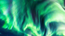 تصویر روز ناسا: اژدهای غولپیکر در آسمان ایسلند