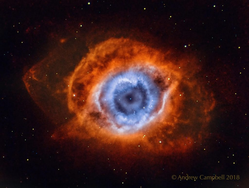 تصویر روز ناسا: چشم خدا