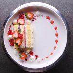 ایدههای خوشمزه و ساده برای تهیه دسرهایی با طرحهای رومانتیک