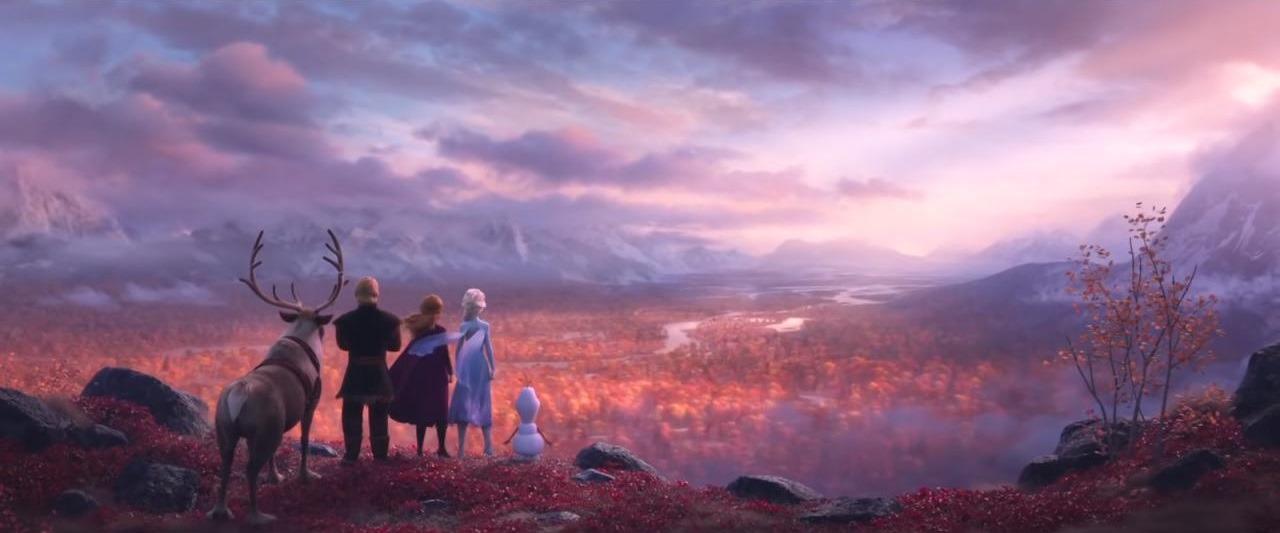 تیزر قسمت دوم انیمیشن Frozen