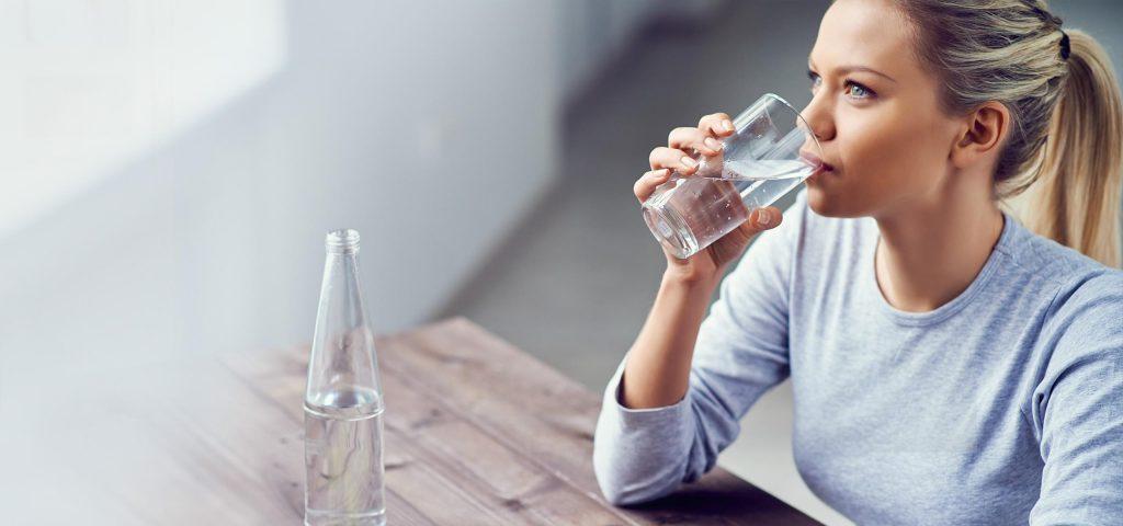 نوشیدن آب بیشتر