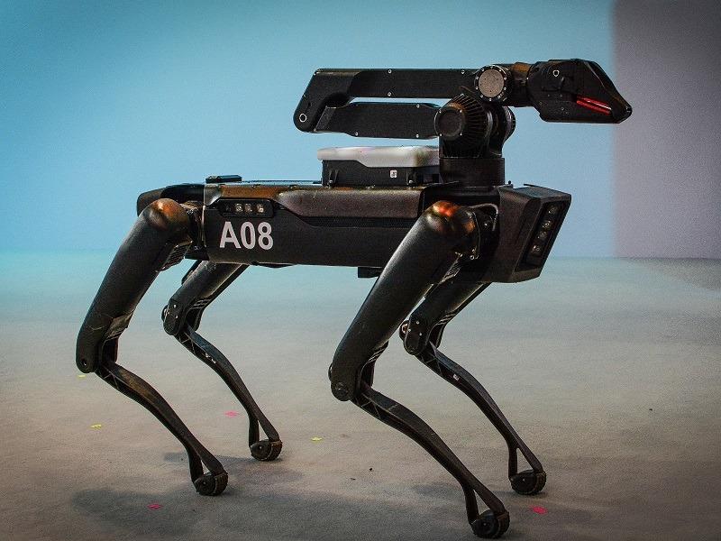 استفاده از ماهیچه مصنوعی برای ساخت رباتهایی قدرتمند