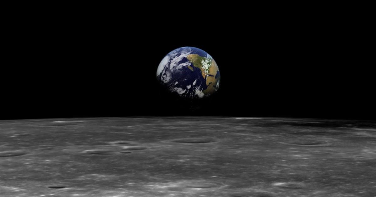 سفر انسان به ماه با الهام از داستانهای علمی-تخیلی