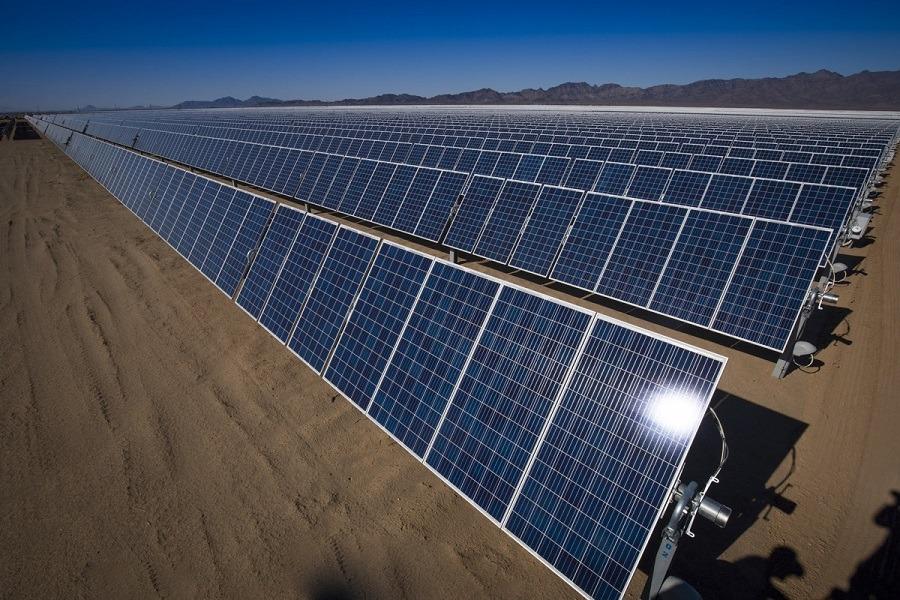 چه میشد اگر از آفتاب صحرا و کویر برای تولید برق استفاده میکردیم؟