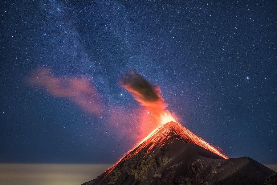 چرا از آتشفشانها برای دفع زباله استفاده نمیکنیم؟
