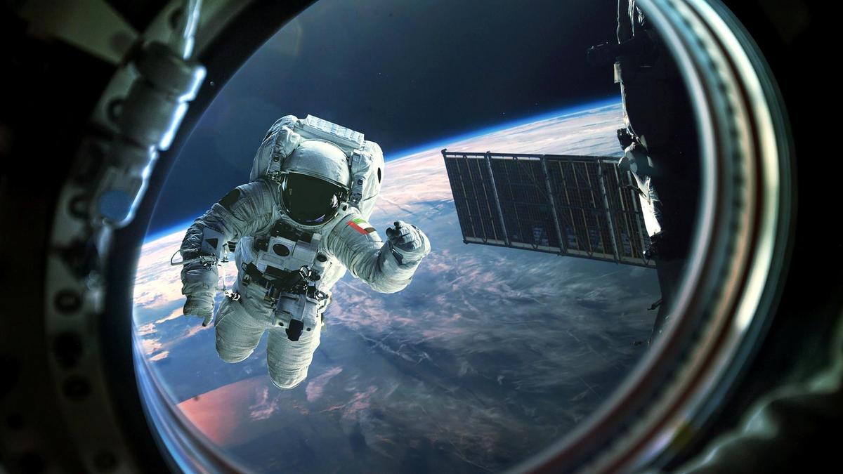 آیا یک نوزاد میتواند در ایستگاه فضایی متولد شود؟