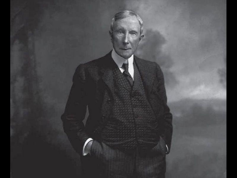 جان دی. راکفلر ثروتمندترین مرد تاریخ: از فروش آب نبات تا نفت
