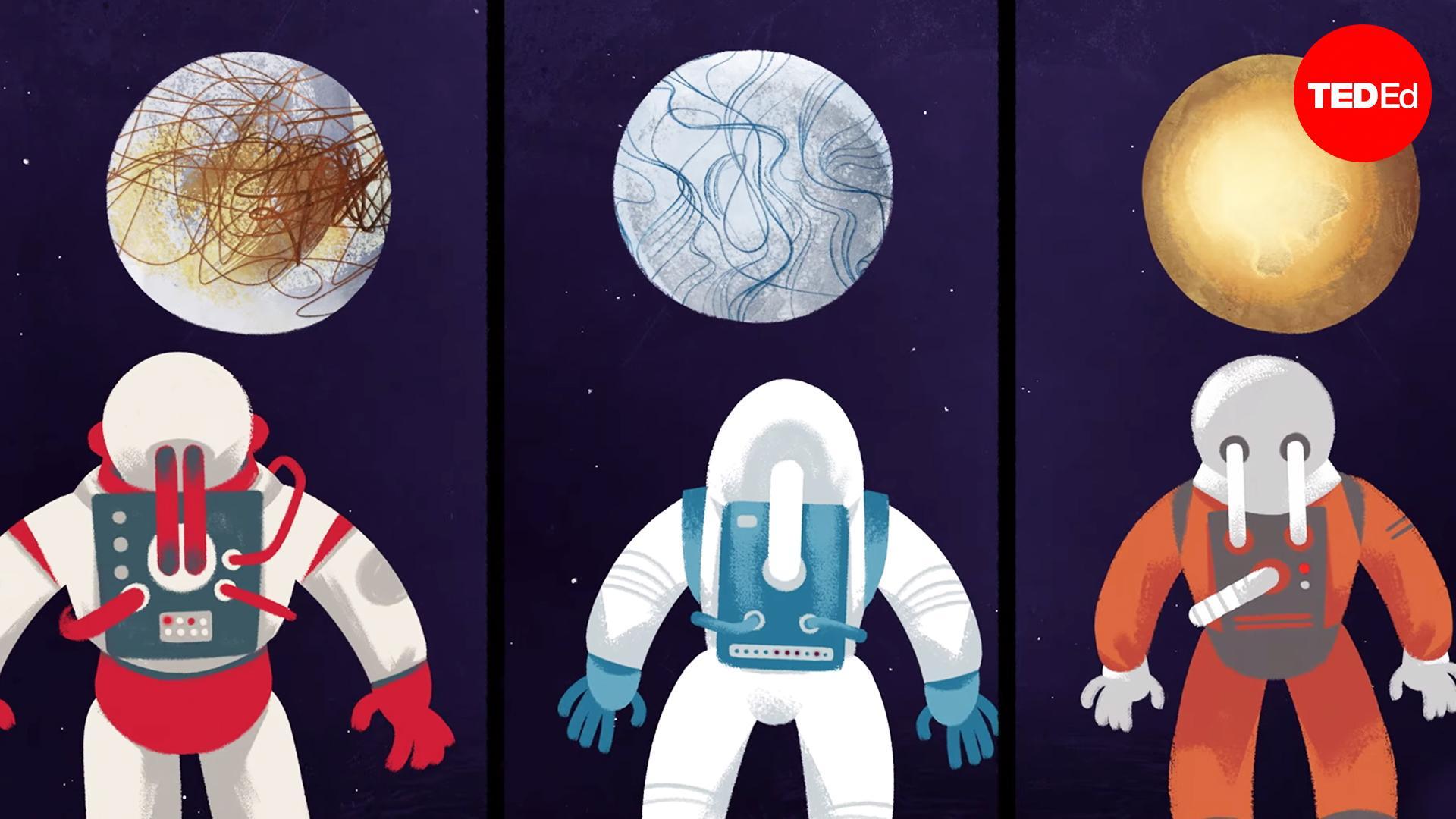 آیا زندگی فرازمینی در منظومه شمسی وجود دارد؟