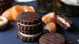تشویق کودک به درس خواندن با شیرینی شکلاتی ساندویچی