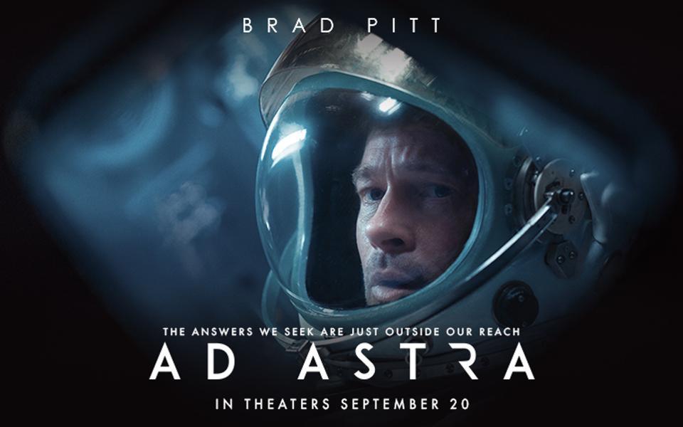 نقد و بررسی فیلم سینمایی Ad Astra با بازی برد پیت