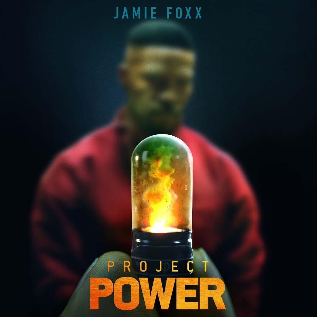 جلوههای ویژه فیلم سینمایی Project Power