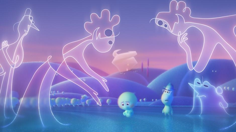 جزییات تحسین برانگیز در ساخت انیمیشن Soul