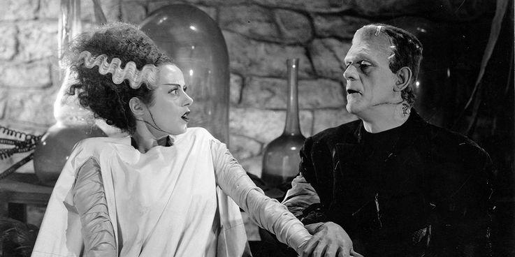معرفی فیلم سینمایی ترسناک The Bride Of Frankenstein 1935