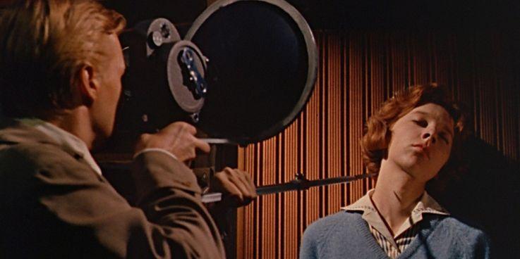 معرفی فیلم سینمایی ترسناک Peeping Tom 1960