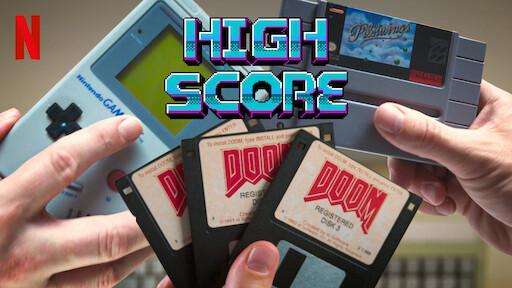 معرفی مینی سریال High Score