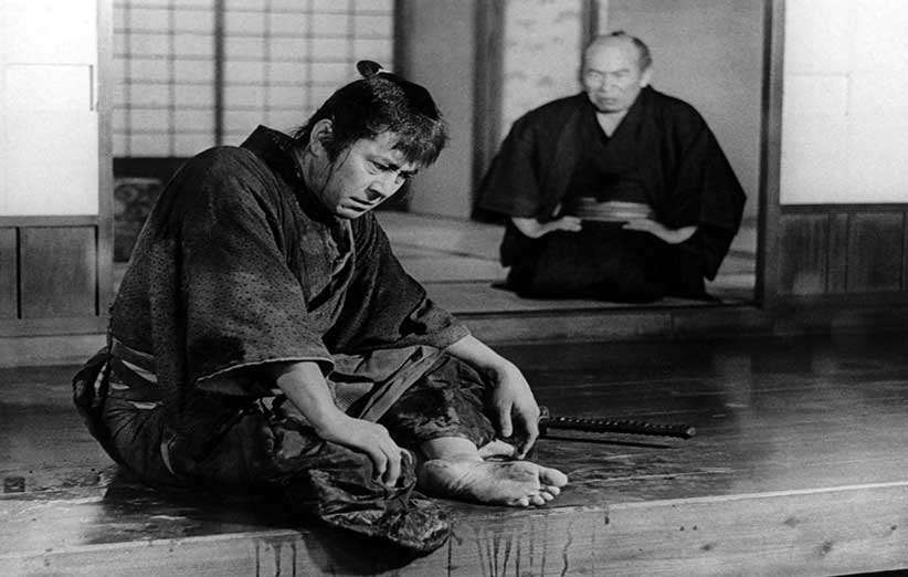 فیلم سامورایی آدمکش