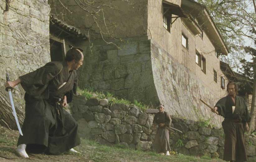فیلم سامورایی گرگ و میش
