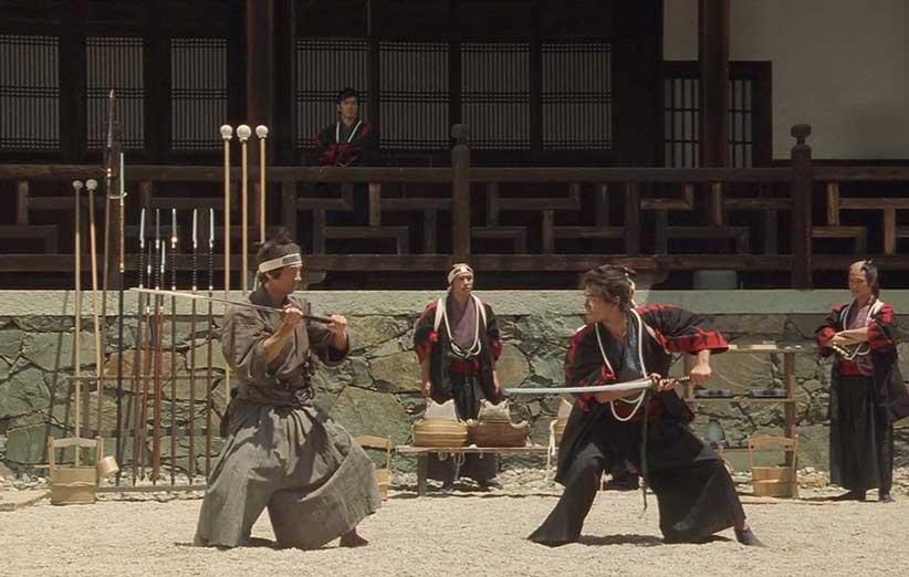 فیلم زمانی که آخرین شمشیر کشیده شد