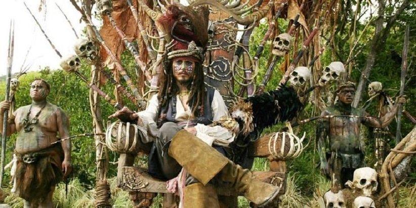 چرا فیلمهای دزدان دریایی کارائیب به مرور افت کردند؟