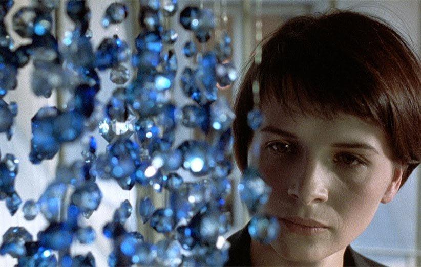 سه رنگ: آبی ۱۹۹۳